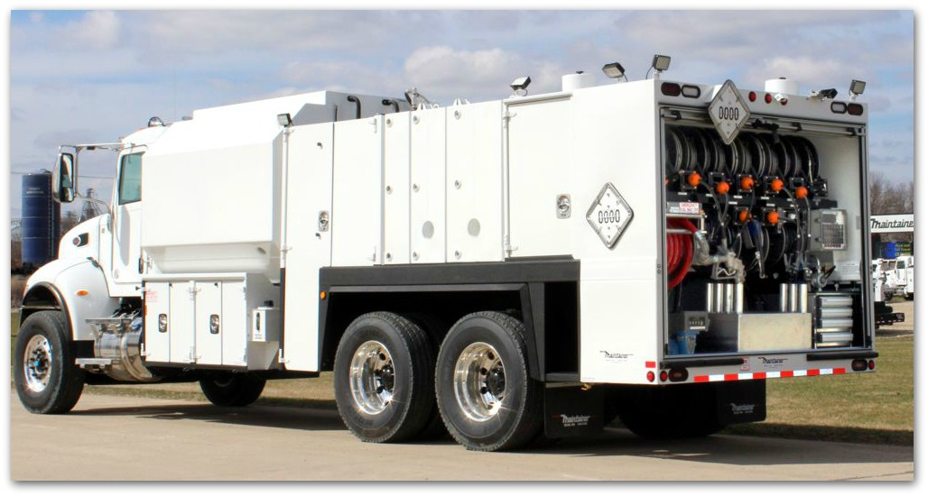Lube Trucks :: Maintainer