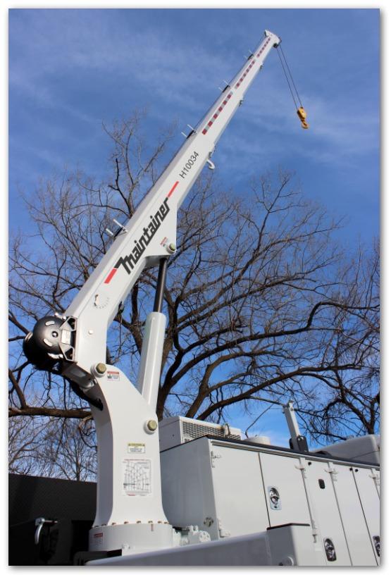 H10034 Cranes    Maintainer