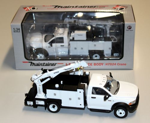 Die Cast Maintainer Model Truck