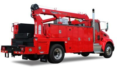 Small photo for product category: 2 TON SERVICE BODIES
