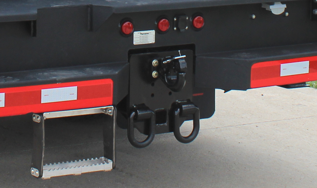 Fifth Wheel Truck Bumper : Hitches maintainer