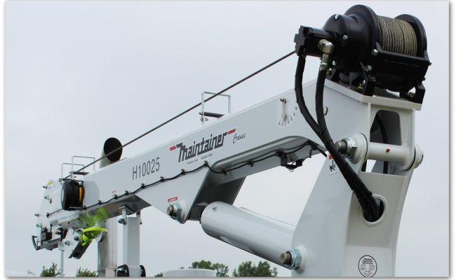 Model H10025 Cranes Maintainer