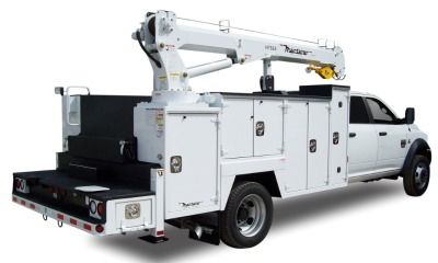 Small photo for product category: 1 TON SERVICE BODIES