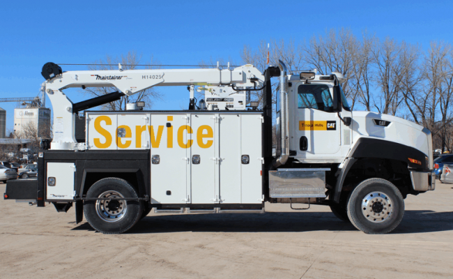 2 Ton Service Bodies Maintainer