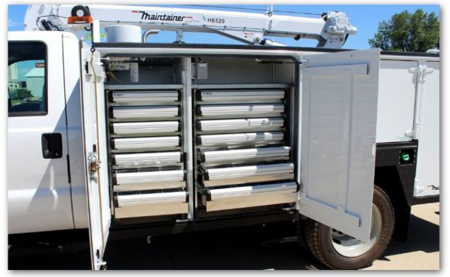 Service Truck Tool Box >> Dualock Drawers Maintainer