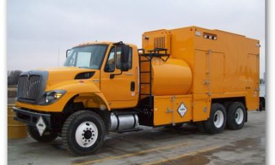 Small photo for product category: CUSTOM LUBE TRUCKS